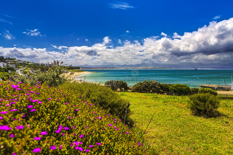 Mossel Bay, South Africa royalty free stock photo