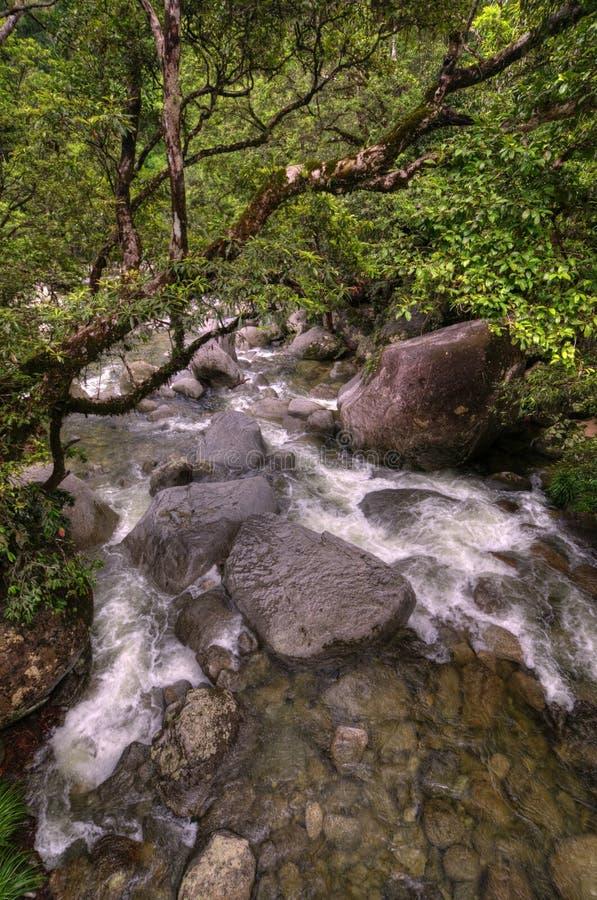 mossman的峡谷 免版税库存照片