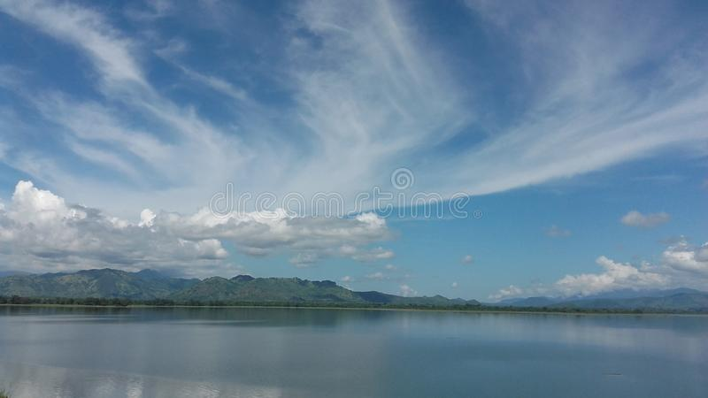 Cloud Design and Water royalty free stock images
