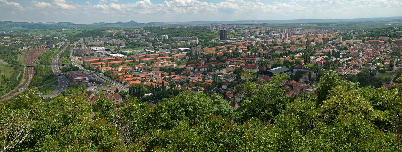 Most, Czech Republic Stock Image