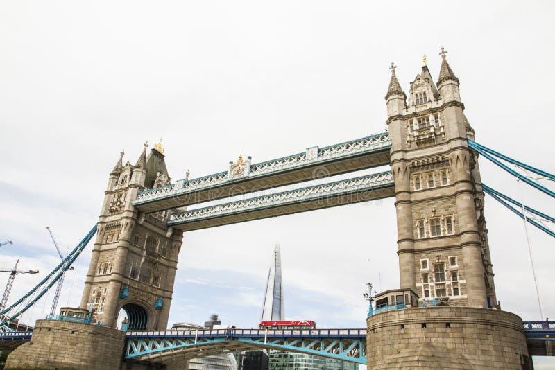 most London stara łódź fotografia royalty free
