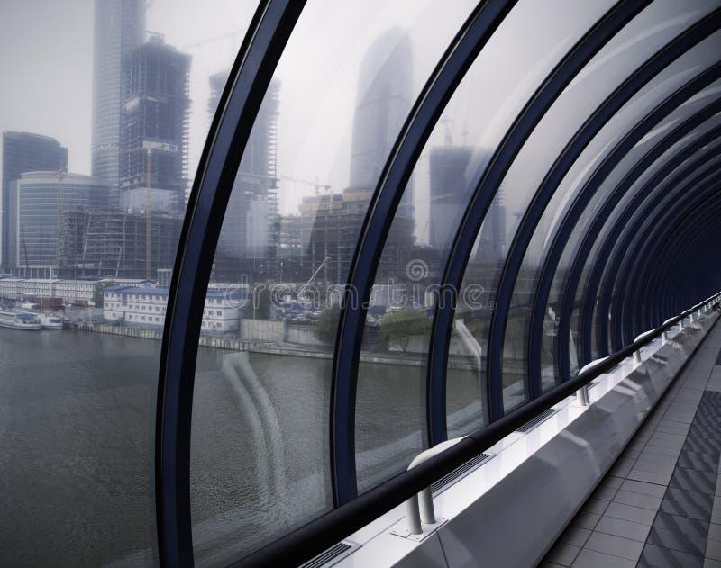 most Moscow zdjęcie stock
