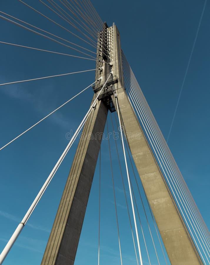 Most Najwięcej Warszawa Warszawa zdjęcia stock