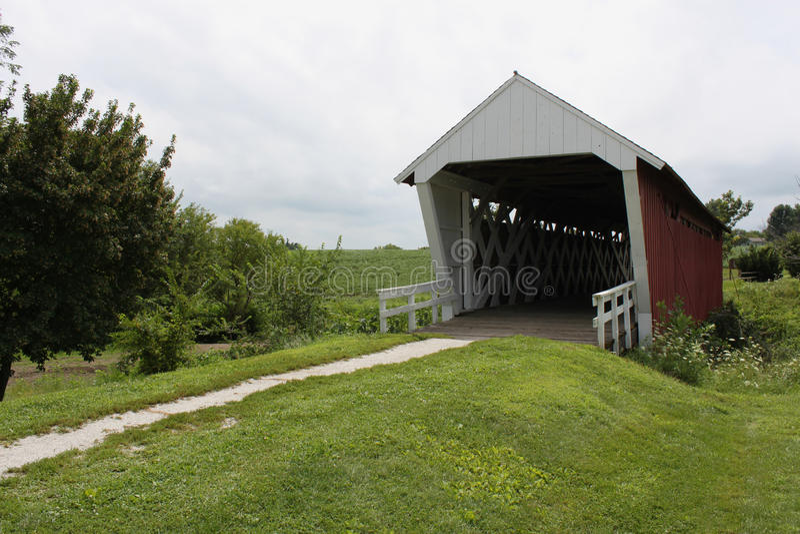 most objętych obraz stock