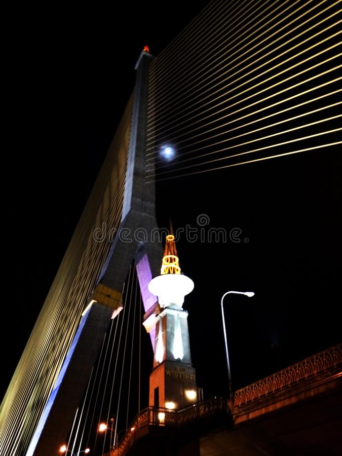 most 8 rama zdjęcia royalty free