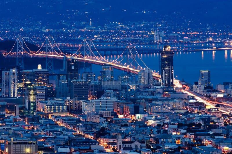 most San Francisco bay zdjęcie stock