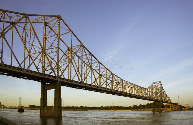 Most w St Louis fotografia royalty free