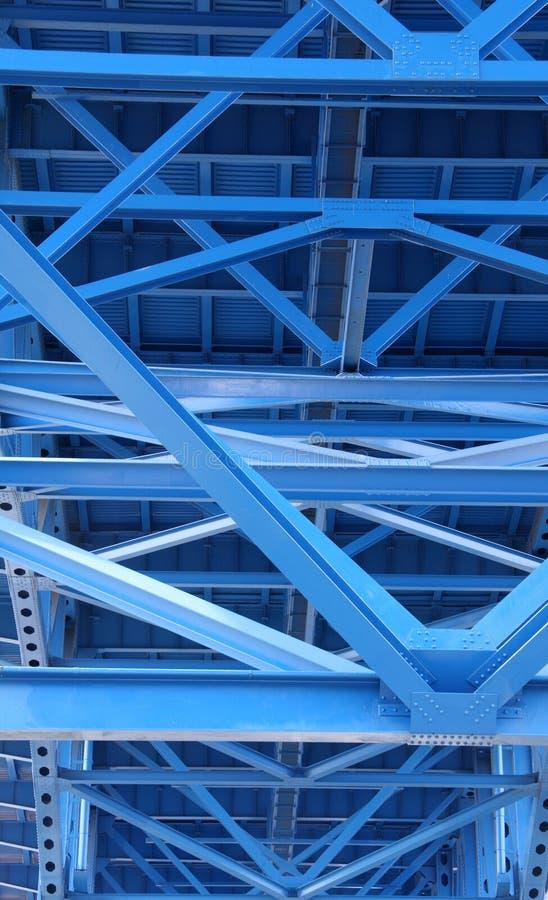most wsparcia świateł obraz stock