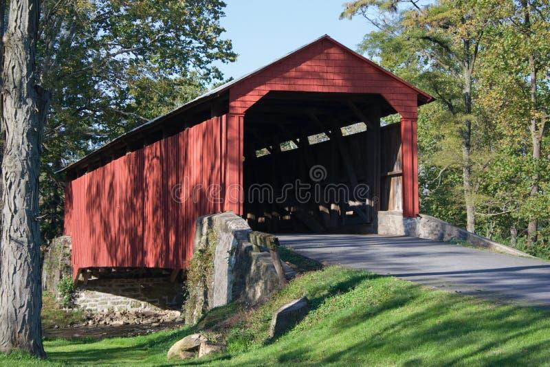 most zakrywający zdjęcie royalty free