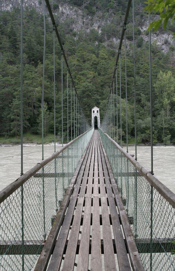 most zawieszenie obrazy stock