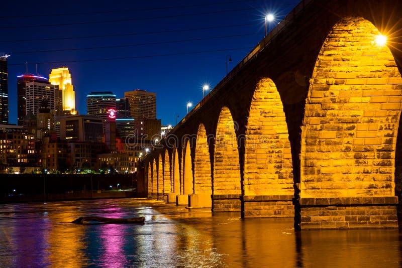 mosta łękowaty kamień fotografia royalty free