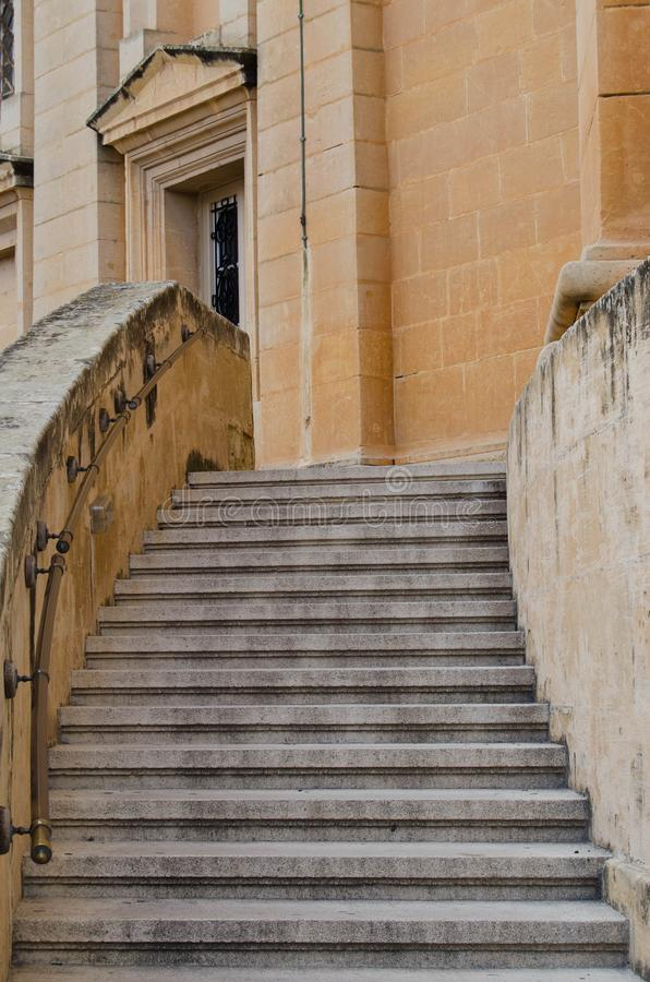 MOSTA, ΜΆΛΤΑ, ΣΤΙΣ 15 ΔΕΚΕΜΒΡΊΟΥ 2018 - εκκλησία του ST Mary καθεδρικών ναών θόλων Mosta η εκκλησία κοινοτήτων της υπόθεσης στοκ φωτογραφίες