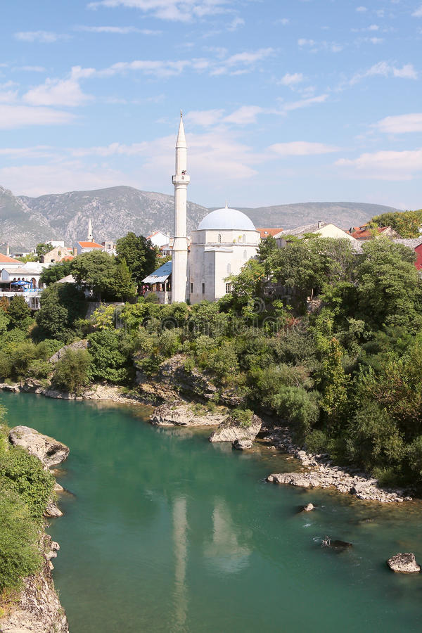 Download Mostar stock photo. Image of tourists, bosnia, bridge - 16423198