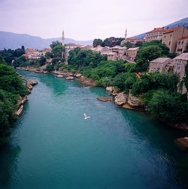 Mostar stockfoto