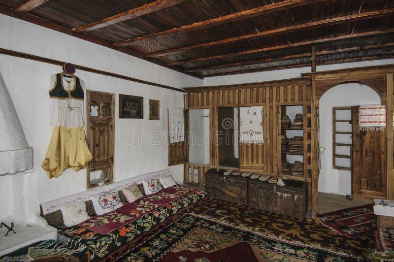 Mostar, Bósnia e Herzegovina, Europa, a casa turca fotografia de stock