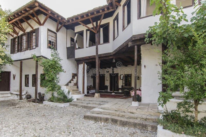 Mostar, Bósnia e Herzegovina, Europa, a casa turca imagens de stock royalty free