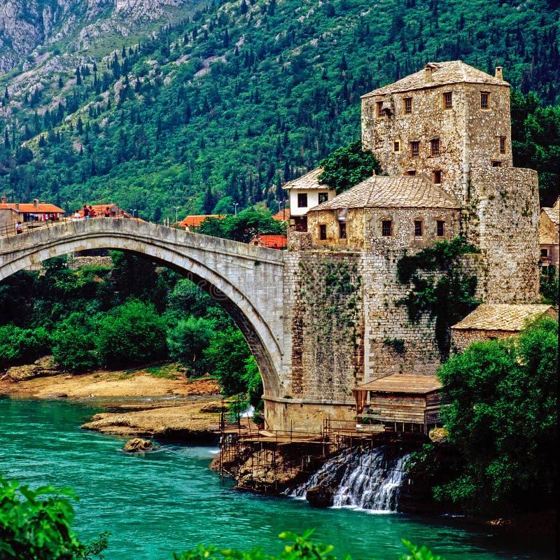 Mostar, Bosnien Herzegovina stockbild