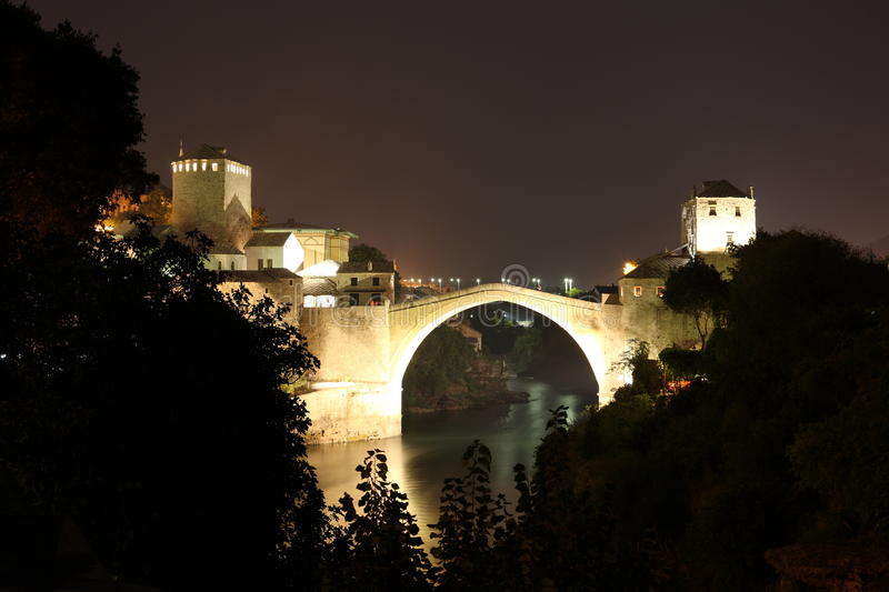 Download Mostar Bridge Stock Photography - Image: 13657332