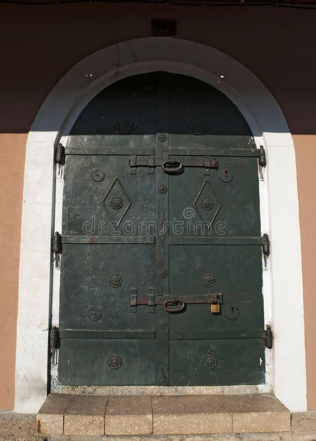 Mostar, horizonte, bazar viejo, puerta, mercado, Kujundziluk, Bosnia y Herzegovina, Europa imagen de archivo libre de regalías