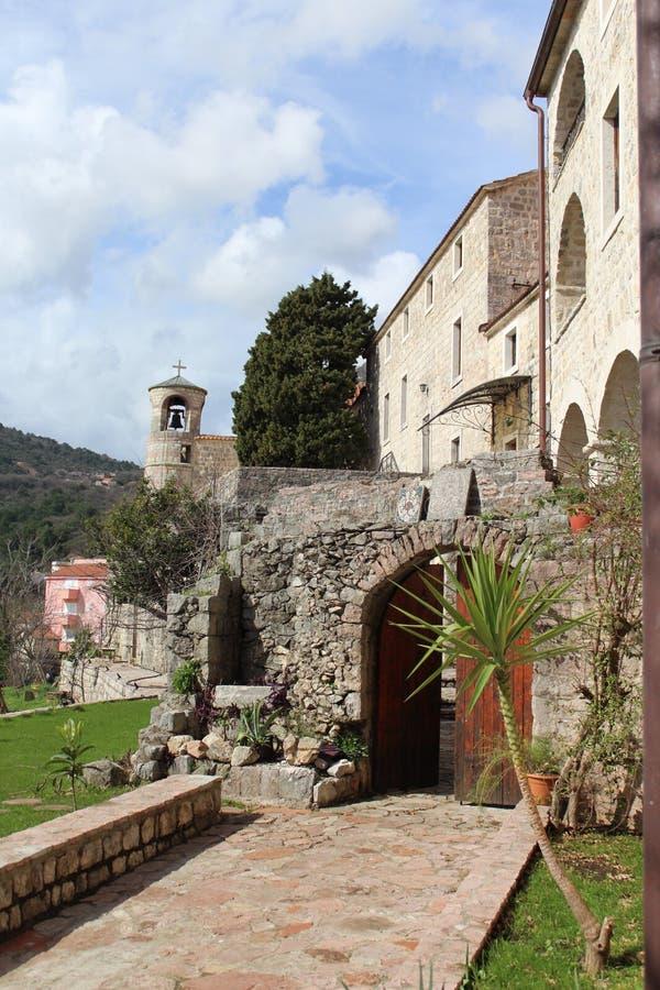 Mosteiro de Podmaine fotos de stock