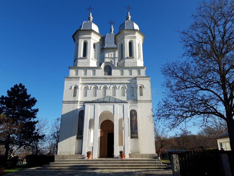 Mosteiro de Saon em Tulcea imagem de stock