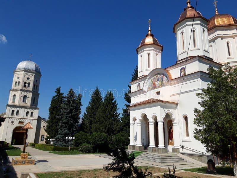 Mosteiro dos Cocos, Tulcea, Romênia foto de stock
