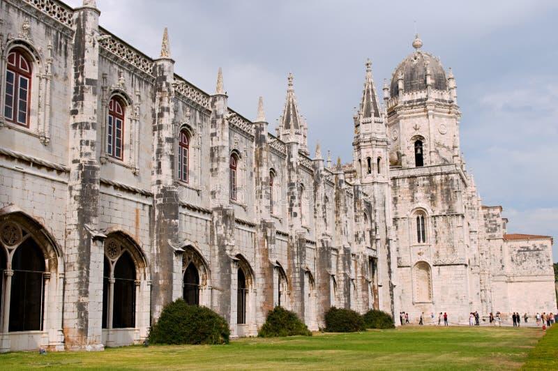 Mosteiro Dos Jeronimos Royalty Free Stock Images