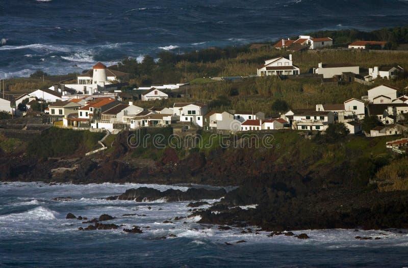 Mosteiros, Σάο Miguel, Αζόρες (Πορτογαλία) στοκ εικόνα