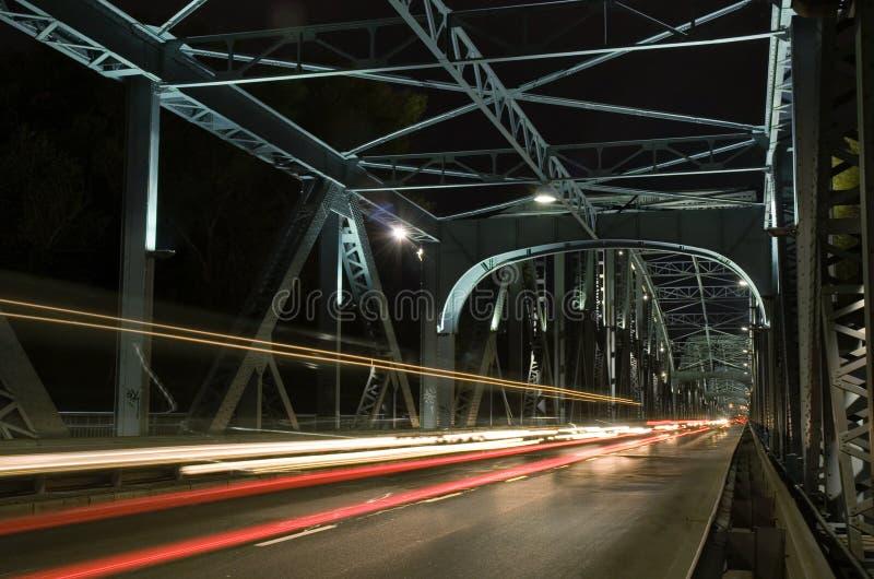 mostek do środka Torun zdjęcie royalty free