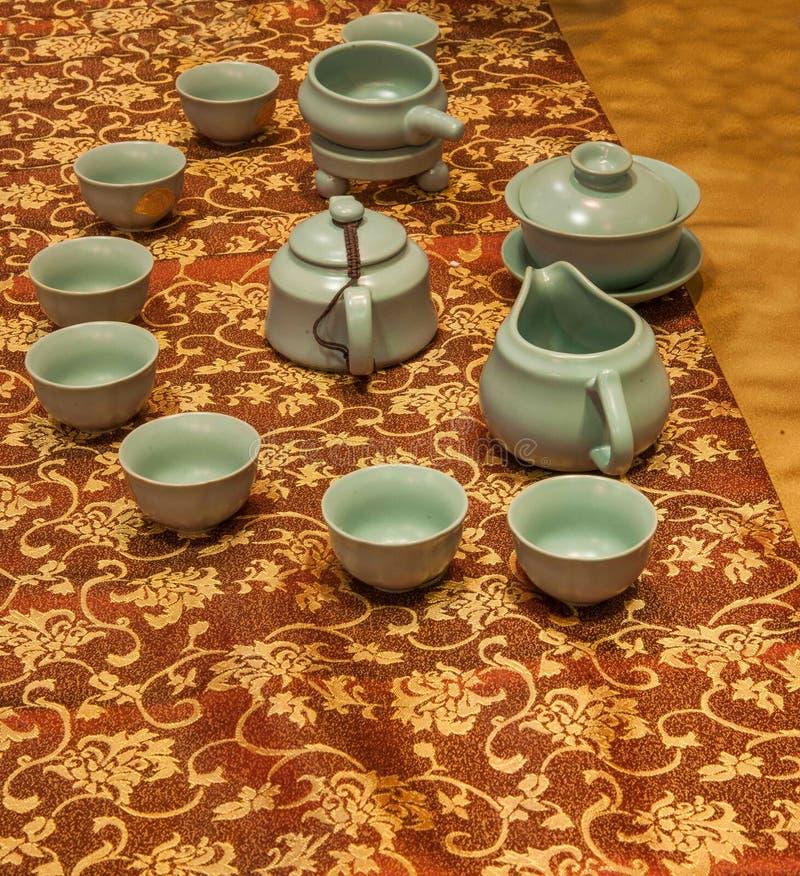Mostra da expo do chá do chá de Chongqing imagens de stock