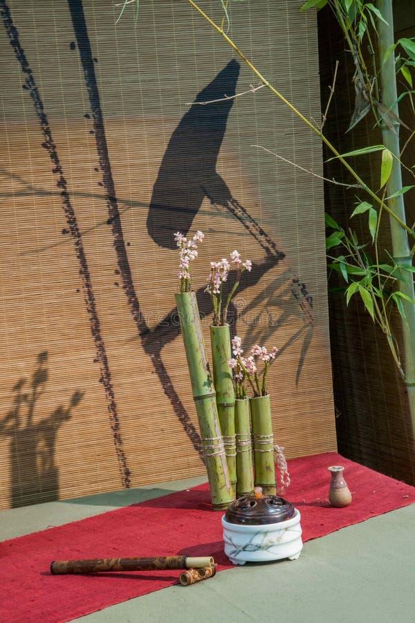 Mostra da expo do chá do chá de Chongqing imagem de stock royalty free
