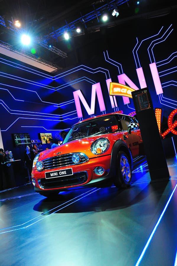 Mostra de motor internacional de Banguecoque fotografia de stock