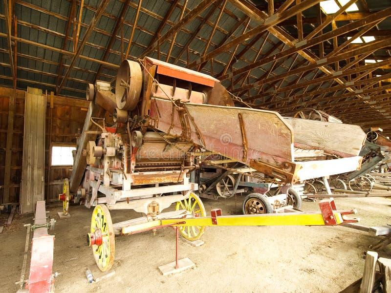 Mostra dei trattori antichi Manifestazione del trattore Mach di Agreecultural immagine stock libera da diritti
