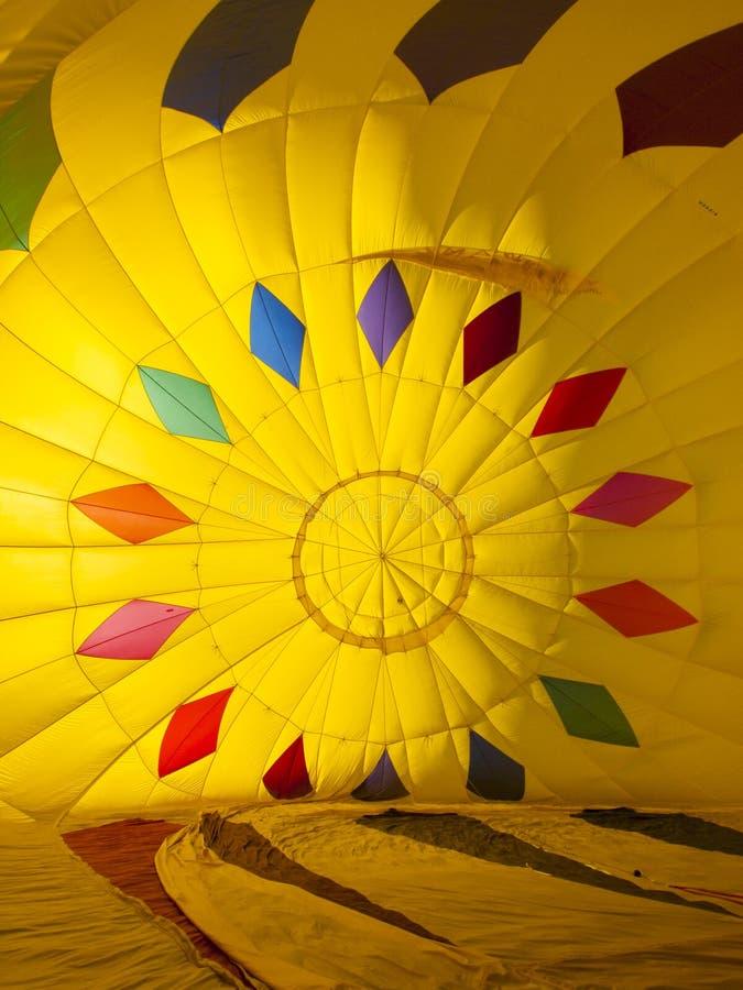 Download Mostra do balão foto de stock. Imagem de amarelo, summertime - 26503388