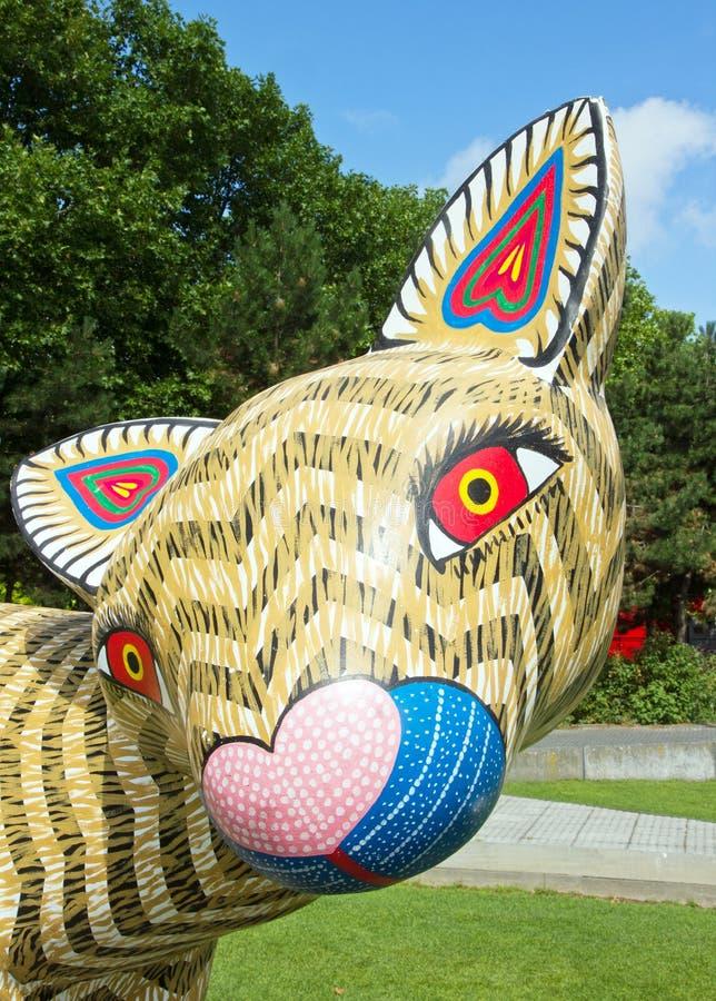 Download Mostra E Visita Virtuale Sul Messico Parigi, Il Parc De La Villette (Francia) Da 4 Al 22 Luglio 2015 Un Alebrije, Il Drago Immagine Stock Editoriale - Immagine di oaxaca, alto: 56884819
