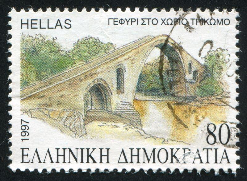 Mosty Macedonia obrazy stock