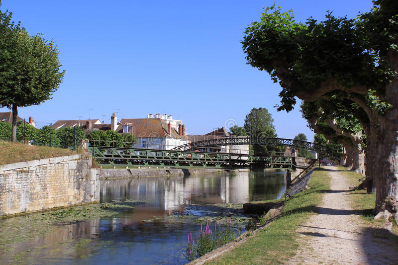 Mosty nad wodą zdjęcia royalty free
