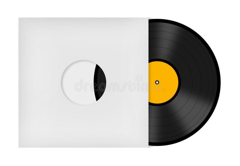 mot white för vinyl för bakgrundsblackdiskett arkivbild