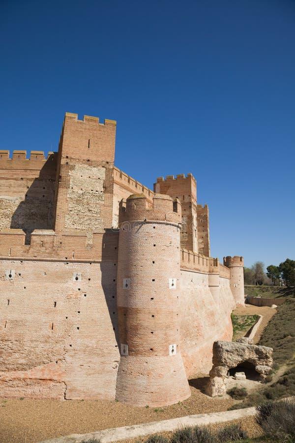 Download Mota s de château photo stock. Image du remparts, forteresse - 8659090