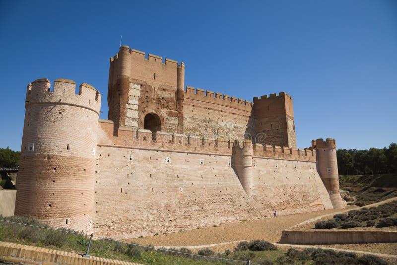 Download Mota s de château photo stock. Image du guerre, forteresse - 8659102