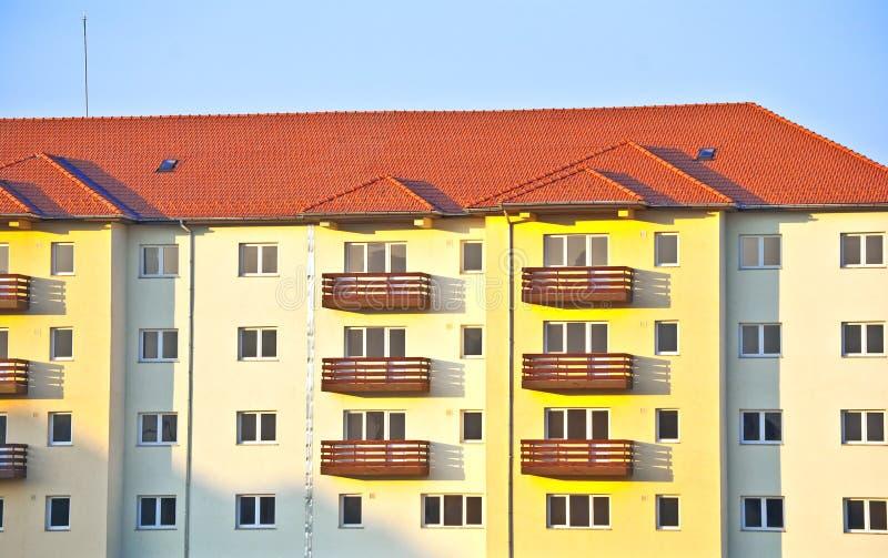 Motel fotografia stock libera da diritti