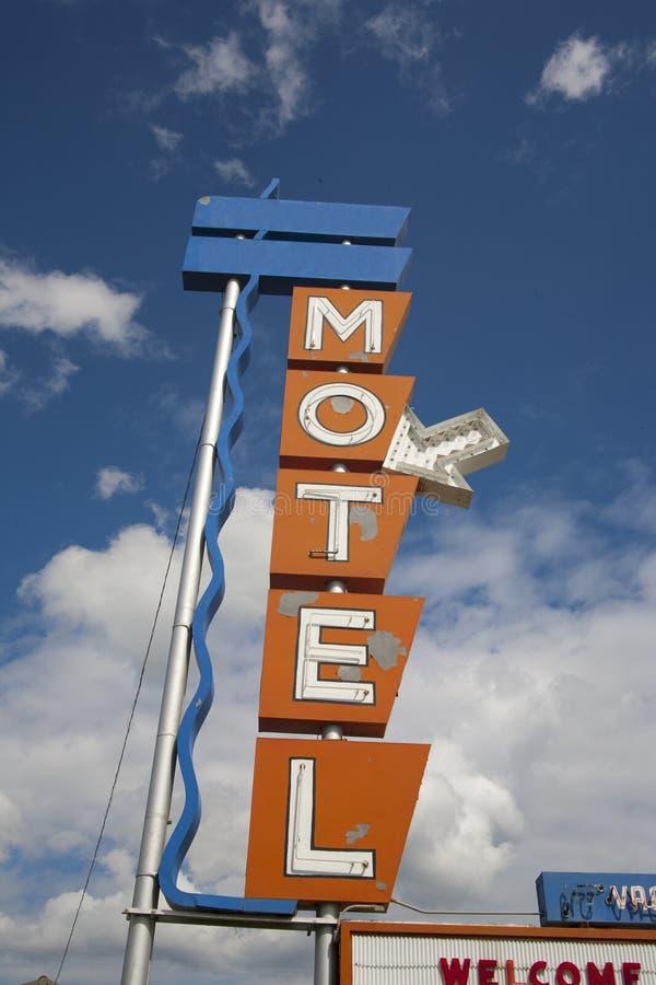 Motel immagini stock
