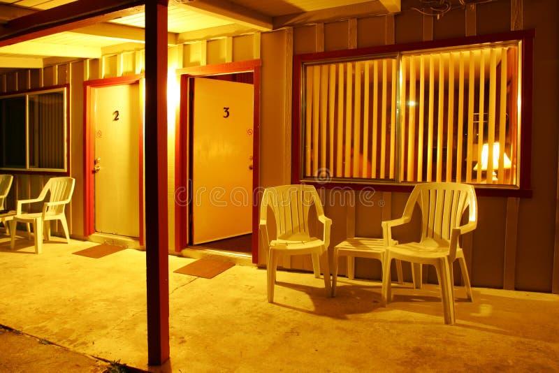 Motel stockbilder