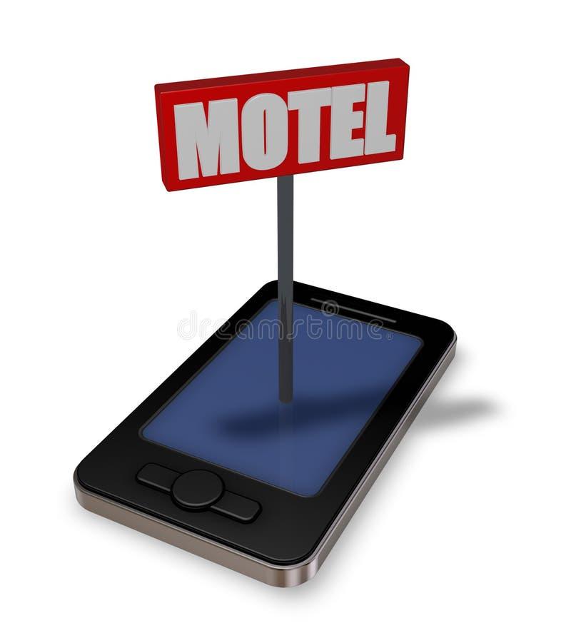 Motel libre illustration