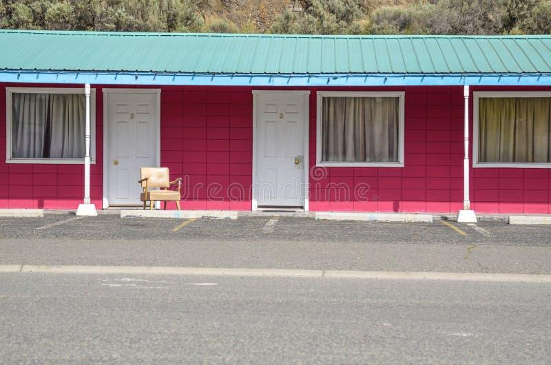 Motel stockfotos