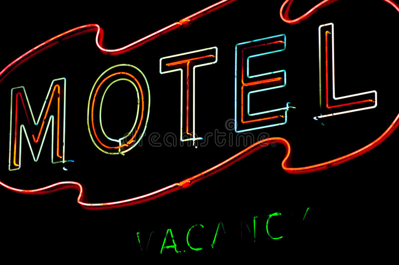 Motel royalty free stock image