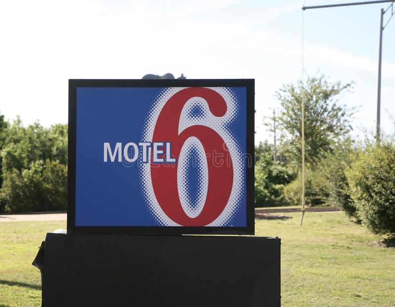 Motel 6 fotos de stock