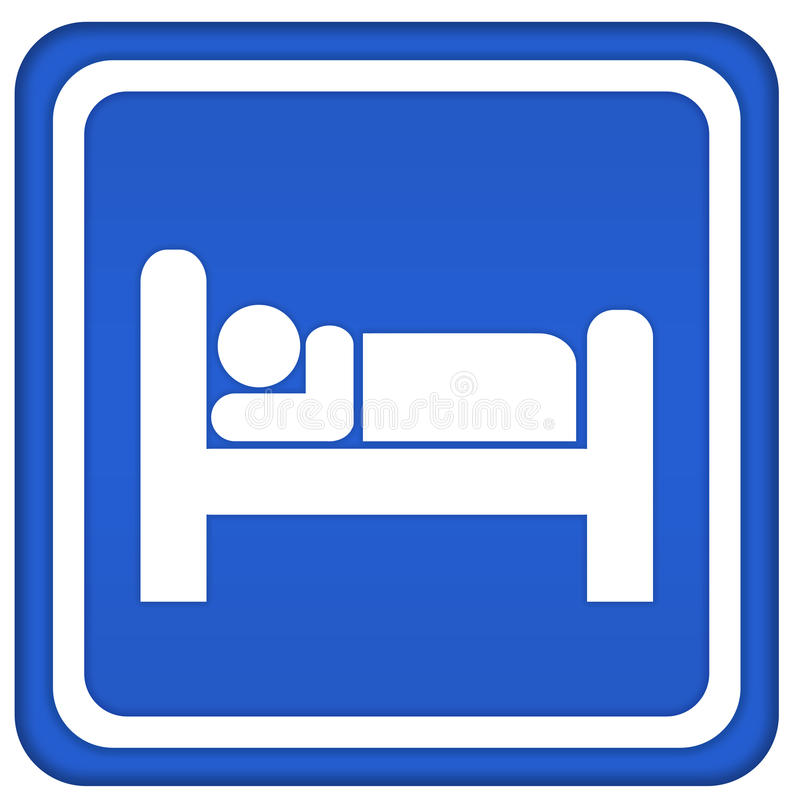 Download Motel icon stock illustration. Image of icon, flophouse - 14303297
