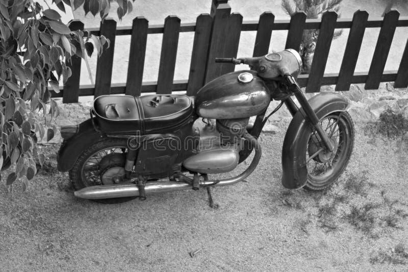 Moterbike photo libre de droits