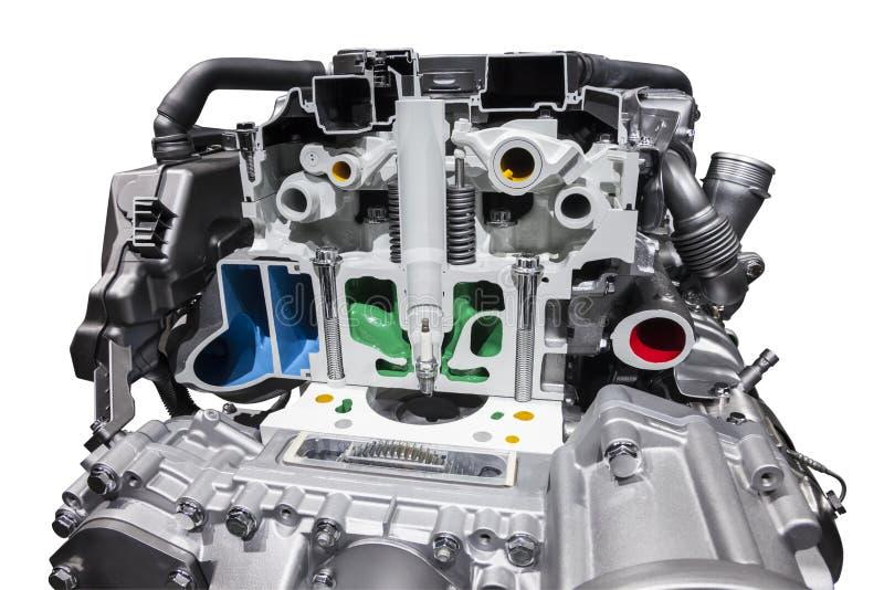 moteur de voiture moderne de gaz naturel photo stock image du m canique machine 45214774. Black Bedroom Furniture Sets. Home Design Ideas